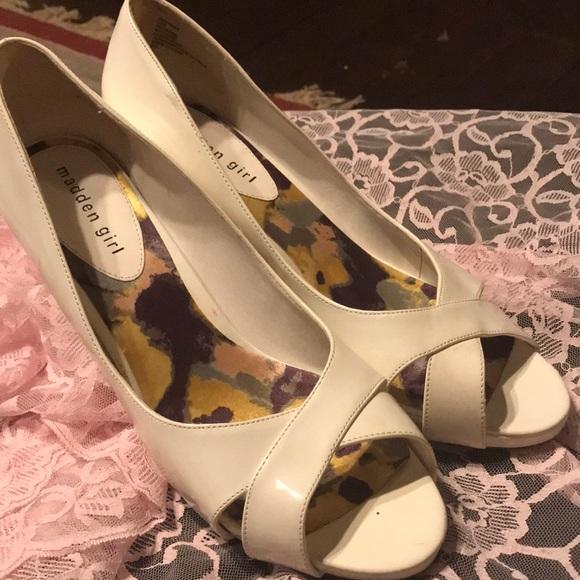 Madden Girl Shoes | Peep Toe Heels